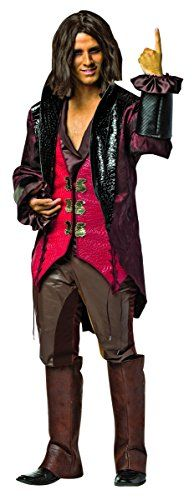 ThisOnce Upon a Time Rumplestiltskin Adult Mens Costume is perfect for any occasion. This costume includes jacket with attached shirt, pants, spats, and wig. Dagger and shoes not included. Unique Couple Halloween Costumes, Trendy Halloween, Halloween Outfits, Halloween Clothes, Baby Halloween, Boy Costumes, Adult Costumes, Once Upon A Time, Sexy Outfits