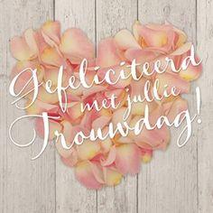 Kaarten - huwelijksverjaardag - algemeen hv | Hallmark Happy Wedding Anniversary Wishes, Birthday Wishes, Birthday Cards, Happy Birthday Pictures, Types Of Lettering, Happy B Day, E Cards, Greeting Cards, Congratulations
