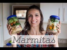 Como fazer MARMITAS práticas e saudáveis | Um Ano de Cozinha Bach - YouTube