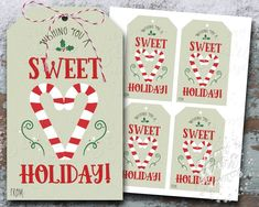 Holiday Candy, Holiday Gift Tags, Christmas Candy, Christmas Favors, Christmas Wishes, Teacher Treats, Meaning Of Christmas, Christmas Printables, Favor Tags