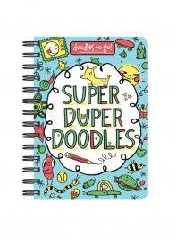 Publications International  -  Super Duper Doodles