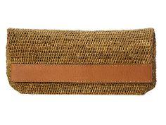 Michael Kors Collection Santorini Foldover Clutch