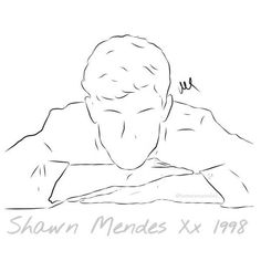These 27 Shawn Mendes Drawings Will Impress You. Or Terrify You Shawn Mendes Album, Shawn Mendes Tour, Shawn Mendes Quotes, Shawn Mendes Imagines, Cartoon Drawings, Easy Drawings, Let's Make Art, Shawn Mendes Wallpaper, Kids Shows