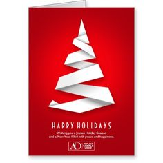 92 best business and corporate christmas cards images on pinterest personalized business christmas cards with logo friedricerecipe Images