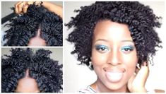This post gives you 4 best ways to increase the natural sheen of your natural hair