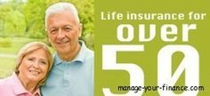 Why do you require life insurance when you are over 50?