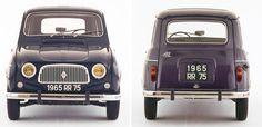 Renault 4 Ever  El primer auto de mi viejo, el primero que manejé