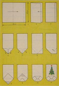 как сделать пакет из бумаги - Поиск в Google