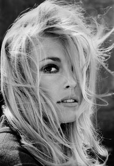 Sharon Tate, France, September 1965, (Photo by Philippe Le Tellier)