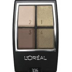L'oreal 306 Forest Light Eyeshadow by L'Oreal Paris ** Read more  at the image link. (This is an affiliate link and I receive a commission for the sales) #Eyeshadow