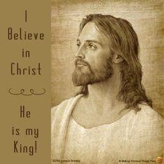 I Believe in Christ - Artist: Joseph Brickey
