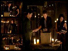 season2episode21 The Sun Also Rises: Jeremy,John,and Bonnie