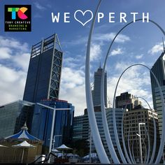 Toby Creative - We Love Perth! Have a great Friday everyone #TGIF and enjoy your weekend! For enquiries contact Toby Creative: (08) 9386 3444 http://www.tobycreative.com.au #tobycreative #branding #marketing #digitalagency #seoperth #socialmediaperth #webdesign #ppc #googlepartner #googleadwords #copywriting
