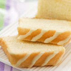 """My BFF discovered arecipe for Starbucks Iced Lemon Pound Cake on Facebook and she """"secretly"""" shared it with me. I felt sort of important receiving a """"secret"""" message just for little ole me! One look at the picture that accompanied the recipe and I KNEW I just had to try it. In fact, I made …"""