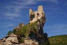 Resultado de imagen para Fortaleza y Château de Penne