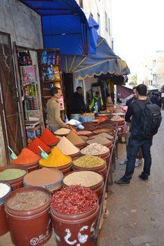 Moroccan Pork Roast with Tangy Coconut Yogurt Sauce - The Primal Desire Moroccan Spices, Yogurt Sauce, Coconut Yogurt, Pork Roast, Paella, Moroccan Recipes, Ethnic Recipes, Salads, Food