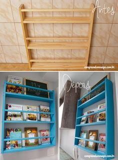 Como pintar um móvel de madeira                                                                                                                                                                                 Mais