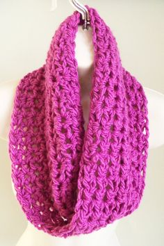 Infinity Scarf. It's the one I've been looking for!!
