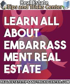 #realestate #embarrassment