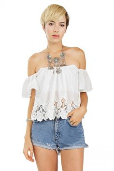 SugarLips Spring Breeze Top