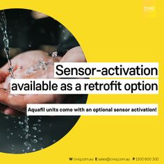 To deliver on our commitment to support healthy, happy communities, we are excited to announce that sensor activation is available on most of our drinking water stations and retrofit options are available for existing stations! Contact our team today to find out how we can help secure your community today. Newsletter Names, Phone Messages, Job Title, Drinking Water, Brisbane, How To Find Out, Community, The Unit, Activities