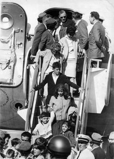 Cuban refugees arriving in Miami~1965
