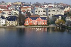 Stavanger City Centre | por Chris Dimond