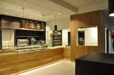 Bakery and Café  shop design and realisation by artdentity