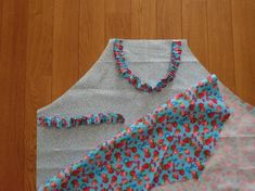 手作りエプロンを作る手順 Kids Apron, Blouse, Tops, Women, Fashion, Moda, Fashion Styles, Blouses, Fashion Illustrations