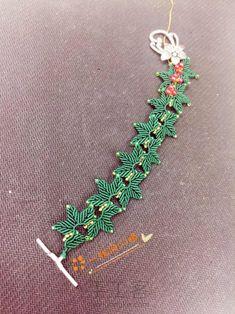 圣诞节手链制作 第29步