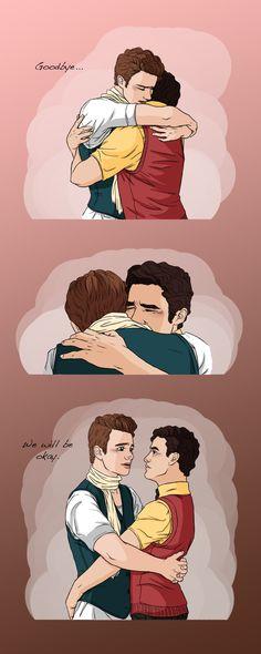 Glee - Blaine Anderson x Kurt Hummel - Klaine