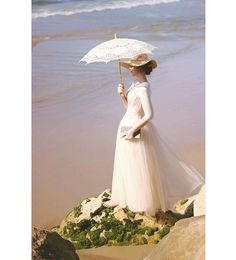 WEBSTA @ rebecca_shtulman - Aquamarine.#rebeccashtulman #rebeccamakesfairytale #fairytale #arts #photography #fashion #vintage #vintagefashion #sea #painting #impressionist #impressionism #more #moře  #leto #léto #lady #younglady #dress #modesty #modestfashion #romanticlook #nostalgy #model #poetry #dreams #summer