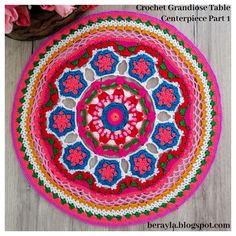 Crochet Patterns Galore - Crochet Grandiose Doily Part 1 Free Crochet Doily Patterns, All Free Crochet, Crochet Doilies, Double Crochet, Crochet Lace, Crochet Ideas, Yarn Brands, Slip Stitch, V Stitch