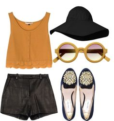 """""""sunrise"""" by actuelle ❤ liked on Polyvore"""