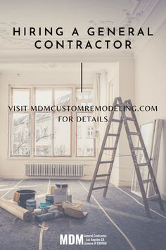 Are you planning to build a new home? Explore a few questions that you should ask before hiring a general contractor in Los Angeles. #homeremodel #home #homedecor #homedesign #house #homerenovation #homeimprovement #generalcontractor #homeimprovementprojects #homeimprovementcontractor #contractor #HomeImprovementHacks #HomeImprovementServices #homeimprovementideas #houserenovation #HouseRemodeling #houseexpert #losangeles #losangelesrealestate #usa General Contractors, Contractors License, Home Improvement Contractors, Home Improvement Projects, Home Renovation, Home Remodeling, Room Additions, Buying A New Home, Meditation