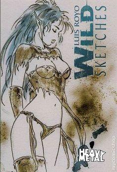 Wild Sketches 2