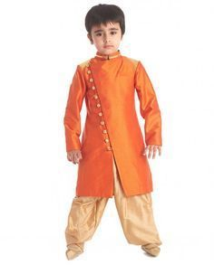 baby clothing - Compare Price Before You Buy Baby Boy Dress, Baby Boy Outfits, Kids Outfits, Sherwani For Boys, Kids Kurta, Boys Kurta Design, Kids Wear Boys, Kids Ethnic Wear, Indian Groom Wear