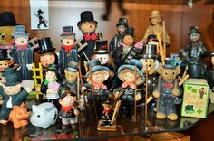 Sammlung..I need these for my chimney sweep collection!.