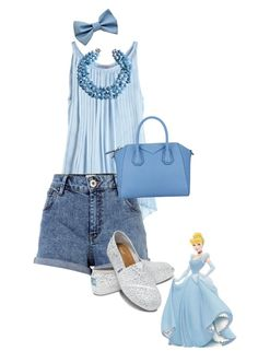 Cinderella...outfit for bday party Cinderella theme
