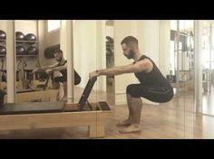 Deep Squat Reformer - YouTube