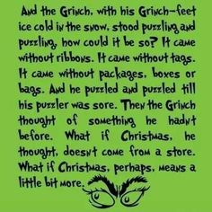 theworldaccordingtoeggface: How the Grinch Stole Christmas Feast Grinch Stole Christmas, Merry Christmas And Happy New Year, All Things Christmas, Christmas Time, Christmas Ideas, Christmas 2017, Happy Holidays, Christmas Crafts, Christmas Decorations