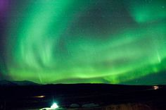 Northern Lights in Iceland #icelandroadtrip