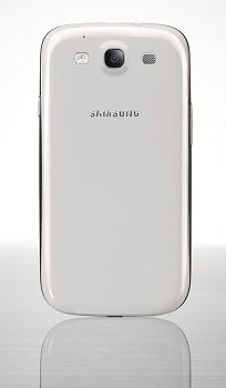 Samsung Galaxy S3 on Contract... erm... looks better from behind