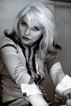 Debbie Harry...(born July 1, 1945) is an American singer-songwriter actress and former Playboy Model best known for being the lead singer of the punk rock and new wave band Blondie. She has also had success as a solo artist, and in the mid-1990s she recorded and performed with The Jazz Passengers. Her acting career spans over 30 film roles and numerous television appearances.