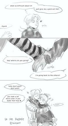 Read _kiss from the story ㅤ markhyuck~ fanarts by idk_haechan (idk《 kim dong hyuck 》) with reads. Kpop Drawings, Kpop Fanart, More Cute, Jikook, Nct Dream, Nct 127, Photo Art, Fan Art, Wattpad