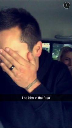 Tyler Joseph from Josh Duns Snapchat (joshuadun)