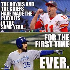 Royals and Chiefs 2016