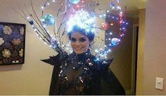 Amazing galaxy costume