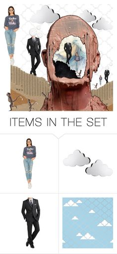 """""""Can't Get You Out of My Head"""" by petalp ❤ liked on Polyvore featuring art"""
