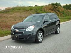 """Charles Howell of Dover Township submitted this photo to the Daily Record/Sunday News online Transportation gallery. The photographer writes: """"This 2012 Chevy Equinox LT is probably the most practical vehicle I have ever owned. It's fun to drive, safe & economical. Figuring out all the controls and communication accessories will take some time.""""  http://www.ydr.com/gallery. To catch up on York County's automotive news, visit http://www.facebook.com/WheelsOfYorkCounty."""